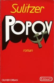 Couverture Popov