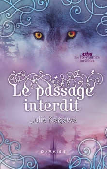 Couverture Les Royaumes invisibles, tome 1,5 : Le Passage interdit