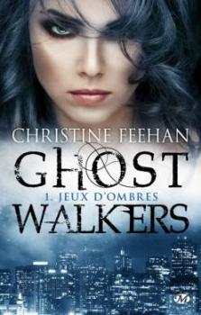 Couverture GhostWalkers, tome 1 : Jeux d'ombres