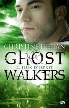 Couverture GhostWalkers, tome 2 : Jeux d'esprit