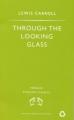 Couverture De l'autre côté du miroir / Alice à travers le miroir / Alice de l'autre côté du miroir Editions Penguin books 1994