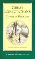 Couverture De grandes espérances / Les Grandes Espérances Editions Norton 1999