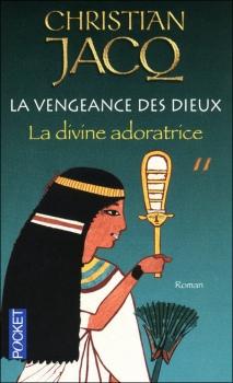 Couverture La vengeance des dieux, tome 2 : La divine adoratrice