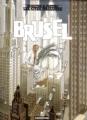 Couverture Brüsel Editions Casterman 1992