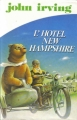 Couverture L'hôtel New Hampshire Editions Québec Loisirs 1983