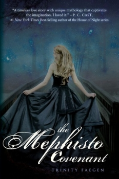 Couverture The Mephisto Covenant, book 1: The Redemption of Ajax