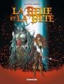 Couverture La belle et la bête Editions Delcourt 2008