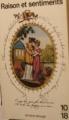Couverture Raison et sentiments / Le coeur et la raison Editions 10/18 (Domaine étranger) 1979