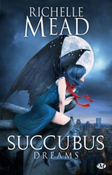 Couverture Georgina Kincaid, tome 3 : Succubus dreams