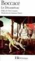 Couverture Le Décaméron Editions Folio  (Classique) 2006