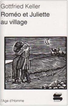 Couverture Roméo et Juliette au village
