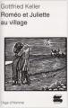 Couverture Roméo et Juliette au village Editions L'âge d'homme (Poche Suisse) 1983