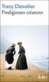 Couverture Prodigieuses créatures Editions Folio  2011