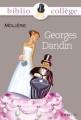 Couverture George Dandin / George Dandin ou le mari confondu Editions Hachette (Biblio collège) 2003