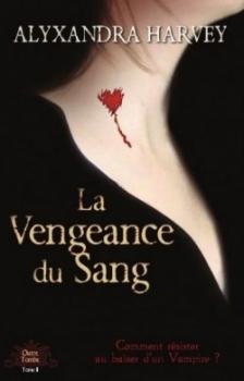 Couverture Outre-Tombe, tome 2 : La vengeance du sang