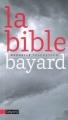 Couverture La Bible Editions Bayard 2009