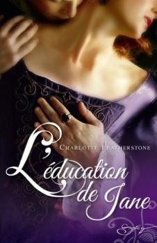 Couverture L'éducation de Jane