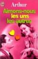 Couverture Aimons-nous les uns les autres Editions J'ai Lu 1997