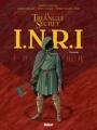 Couverture Le Triangle Secret  - I.N.R.I, intégrale Editions Glénat (La loge noire) 2008