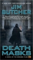 Couverture Les dossiers Dresden, tome 05 : Masques mortuaires / Suaire froid Editions Roc (Fantasy) 2003