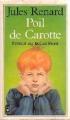 Couverture Poil de carotte Editions Presses pocket 1978