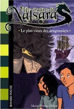 Couverture Les Dragons de Nalsara, tome 02 : Le plus vieux des dragonniers