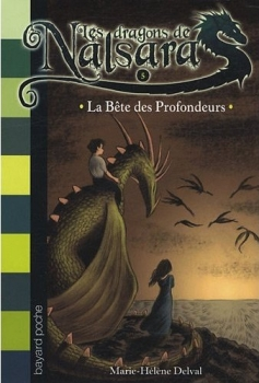 Couverture Les Dragons de Nalsara, tome 05 : La Bête des Profondeurs
