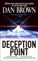 Couverture Deception point Editions Simon & Schuster 2004
