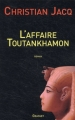 Couverture L'Affaire Toutankhamon Editions Grasset 2005