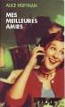 Couverture Mes meilleures amies Editions France Loisirs (Piment) 2002