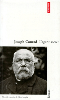 Couverture L'agent secret
