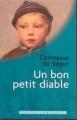 Couverture Un bon petit diable Editions Carrefour (Jeunesse) 1998