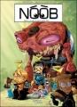 Couverture Noob (BD), tome 3 : Un jour je serai niveau 100 ! Editions Soleil 2011