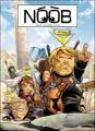 Couverture Noob (BD), tome 4 : Les Crédits ou la vie Editions Soleil 2011