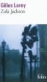 Couverture Zola Jackson Editions Folio  2011