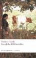 Couverture Tess d'Urberville Editions Oxford University Press 2008