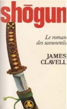 Couverture Shogun : Le roman des Samouraïs