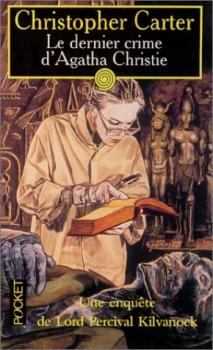 Couverture Le dernier crime d'Agatha Christie