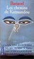 Couverture Les chemins de Katmandou Editions Pocket 1969