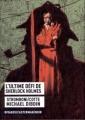 Couverture L'Ultime défi de Sherlock Holmes (BD) Editions Rivages/Casterman (Noir) 2010