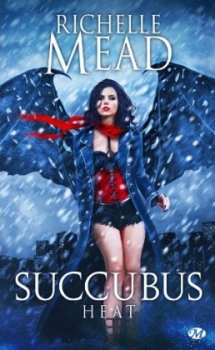 Couverture Georgina Kincaid, tome 4 : Succubus Heat