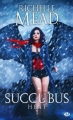 Couverture Georgina Kincaid, tome 4 : Succubus heat Editions Milady 2011