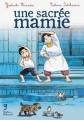 Couverture Une sacrée mamie, tome 09 Editions Delcourt (Ginkgo) 2011