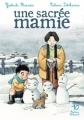 Couverture Une sacrée mamie, tome 10 Editions Delcourt (Ginkgo) 2011