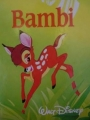Couverture Bambi Editions France Loisirs 1979
