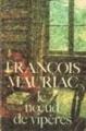Couverture Le noeud de vipères Editions Le Livre de Poche 1971