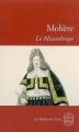Couverture Le misanthrope / Le misanthrope ou l'atrabilaire amoureux Editions Le Livre de Poche (Le Théâtre de Poche) 2000
