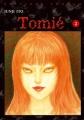 Couverture Tomié, tome 3 Editions Tonkam (Frissons) 2004
