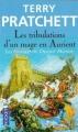 Couverture Les Annales du Disque-Monde, tome 17 : Les Tribulations d'un mage en Aurient Editions Pocket (Fantasy) 2007