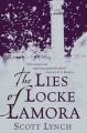 Couverture Les Salauds Gentilshommes, tome 1 : Les Mensonges de Locke Lamora Editions Gollancz 2006